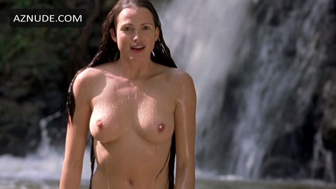 Silvia Colloca  nackt